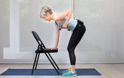 Surprisingly Effective Chair Exercise for Your Arms and Core